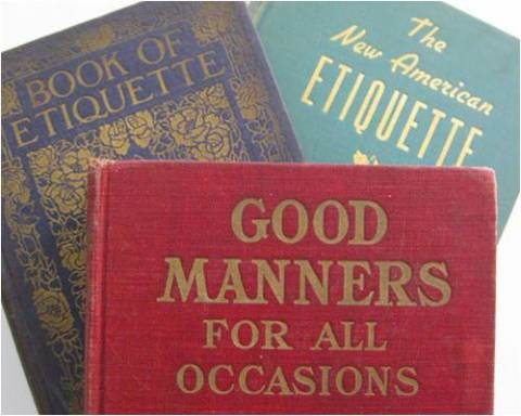 Author Etiquette – Some helpful advice - Part 2 by Georgie Donaghey.