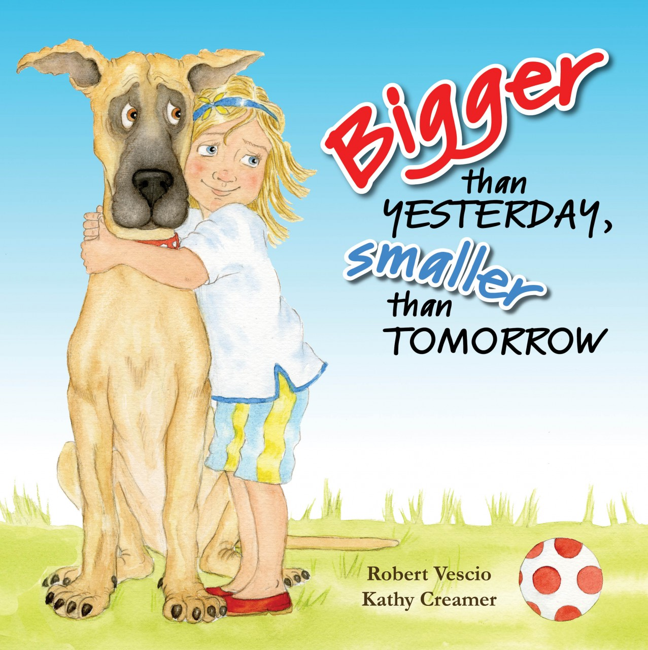 Bigger Than Yesterday, Smaller Than Tomorrow reviewed by Georgie Donaghey