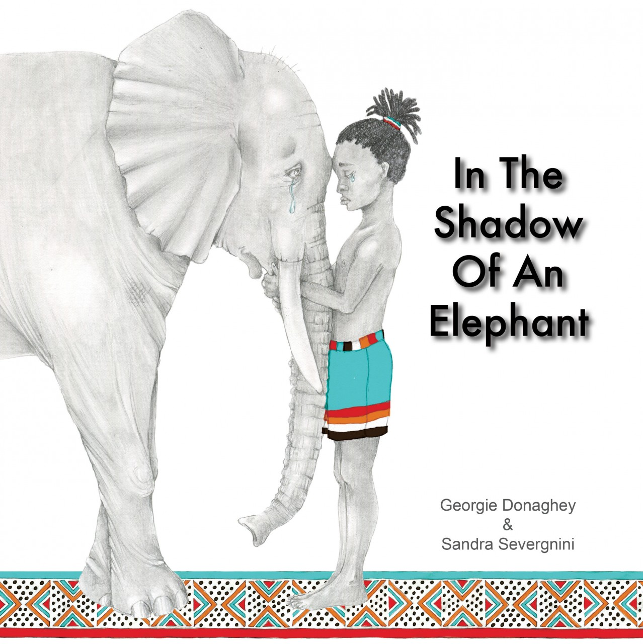 The Story Behind the Story - In the Shadow of an Elephant by Georgie Donaghey